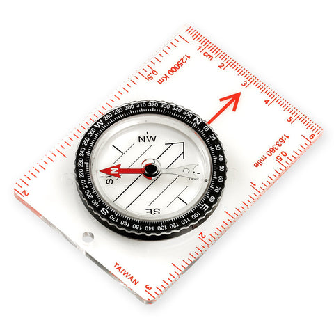 NDuR  Map Compass Small - Mad City Outdoor Gear