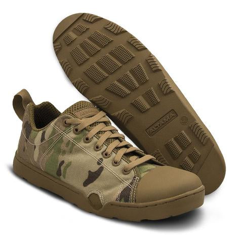 Altama OTB Maritime Assault Low Camo Shoes