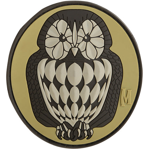Maxpedition Owl Patch - Mad City Outdoor Gear