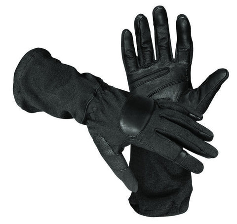 DISCONTINUED - SOG Operator Tactical Gauntlet Glove w/ KEVLAR & NOMEX