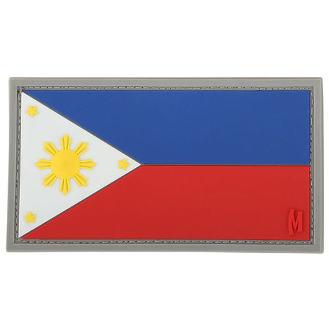 Maxpedition Philippines Flag Patch