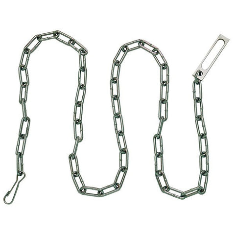Peerless Nickel Security Chain - Mad City Outdoor Gear