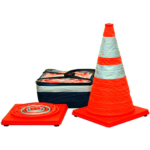 Pro-Line Traffic Safety 18 Collapsible Cone Kit