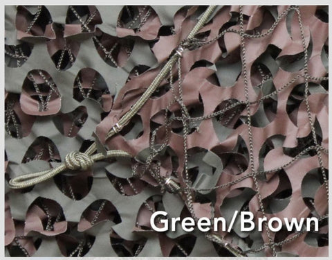 Camo Unlimited Pro Series Military Netting