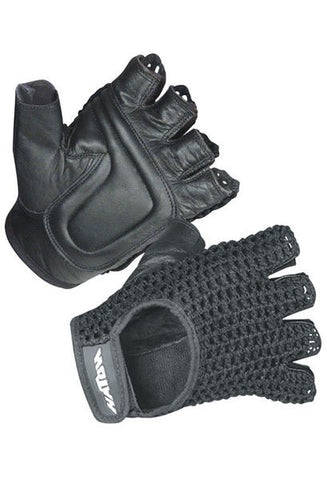 Hatch Wheelchair Gloves with Mesh Back - Padded