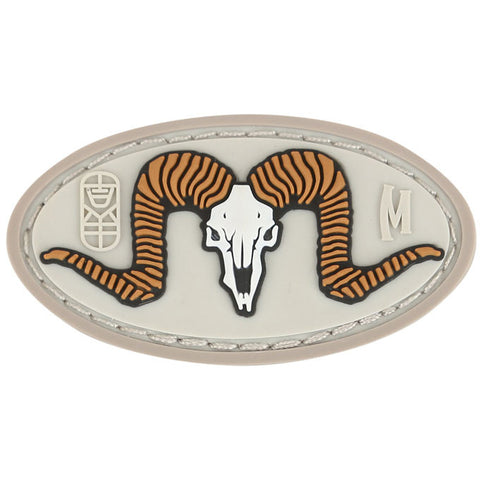 Maxpedition Ram Skull Patch - Mad City Outdoor Gear
