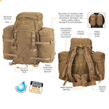 Snugpak - RocketPak Backpack - Mad City Outdoor Gear