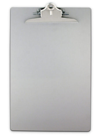Saunders Recycled Aluminum Clipboard – Letter/A4 Size – High Capacity Clip - Mad City Outdoor Gear