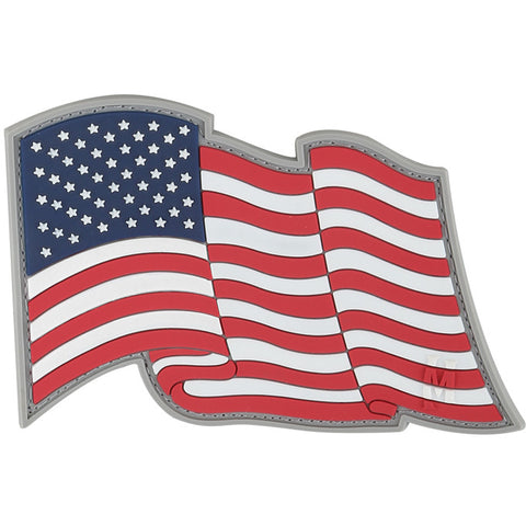 Maxpedition Star Spangled Banner Patch - Mad City Outdoor Gear