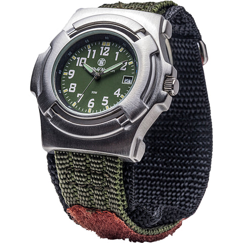 Smith & Wesson Lawman Watch in Olive Drab