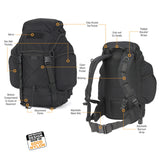 Snugpak - Sleeka Force Backpack - Mad City Outdoor Gear