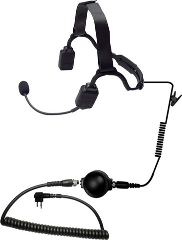 Code Red Headsets TBCH-Mod-M Tactical Bone Conduction Headset - Mad City Outdoor Gear