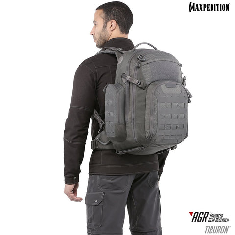51721642bf Maxpedition Tiburon Backpack 34L – Mad City Outdoor Gear