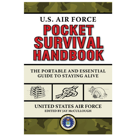 U.S. Air Force Pocket Survival Handbook