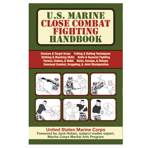 U.S. Marine Close Combat Fighting Handbook