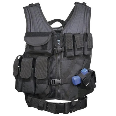 Tru-Spec CDV-5S Cross Draw Vest