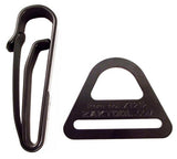 "Zak Tool ZT212 Buckle w/ ZT54 Key Ring Holder (fits 1.75"" belt) - Combo Pack"