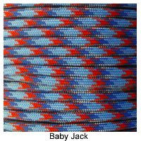 550 Paracord Type III - Baby Jack - Mad City Outdoor Gear
