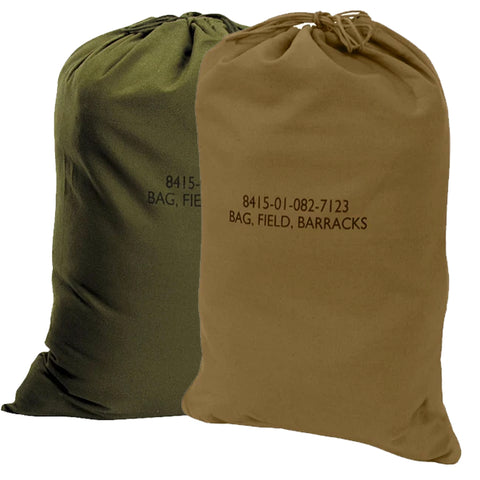 Rothco G.I. Type Canvas Barracks Bag