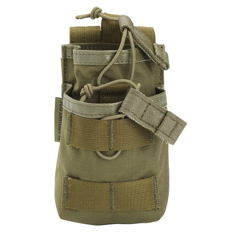 BlackHawk Tier Stacked SR25/M14/FAL Mag Pouch - MOLLE