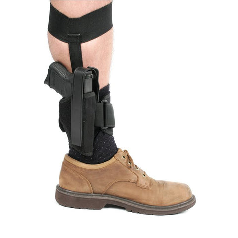 BlackHawk Nylon Ankle Holster - Mad City Outdoor Gear