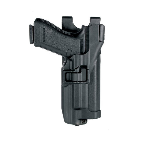 BlackHawk Serpa® Level 3 Light Bearing Auto Lock Duty Holster