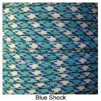 550 Paracord Type III - Blue Shock - Mad City Outdoor Gear