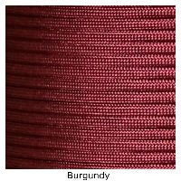 550 Paracord Type III - Burgundy - Mad City Outdoor Gear