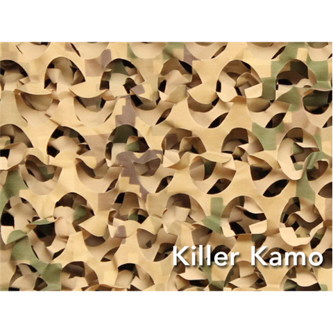 Unlimited Camo Specialist Series Ultra-Lite Netting
