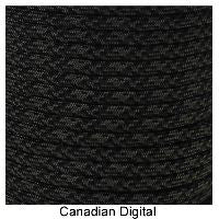 550 Paracord Type III - Canadian Digital - Mad City Outdoor Gear