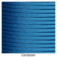 550 Paracord Type III - Caribbean - Mad City Outdoor Gear