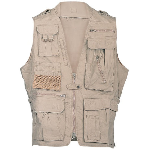 Humvee Hunting / Safari Vest