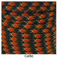 550 Paracord Type III - Celtic - Mad City Outdoor Gear
