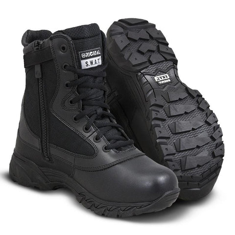 "Original SWAT Chase 9"" Waterproof Side-Zip Boots"