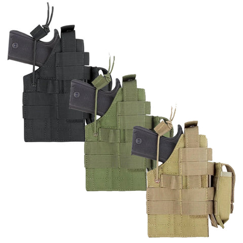 Condor Ambidextrous MOLLE Holster