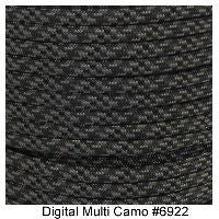 550 Paracord Type III - Digital Multi Camo #6922 - Mad City Outdoor Gear
