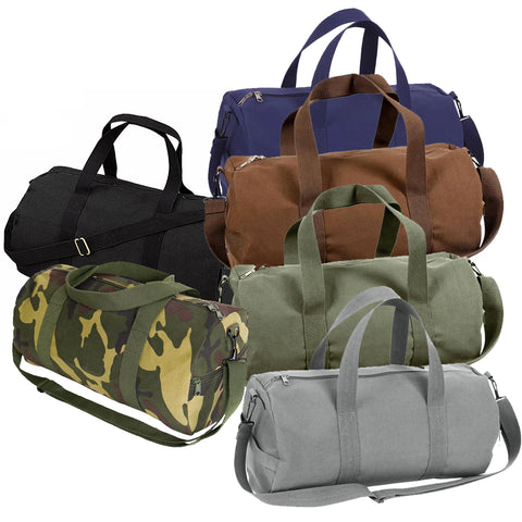 Rothco Canvas Shoulder Duffle Bag 19 Inch