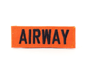 Eleven 10 AIRWAY Name Tape