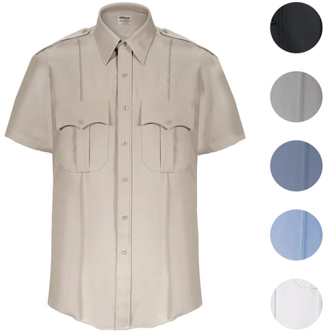 Elbeco TexTrop2 Men's Short Sleeve Uniform Shirt