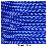 550 Paracord Type III - Electric Blue - Mad City Outdoor Gear