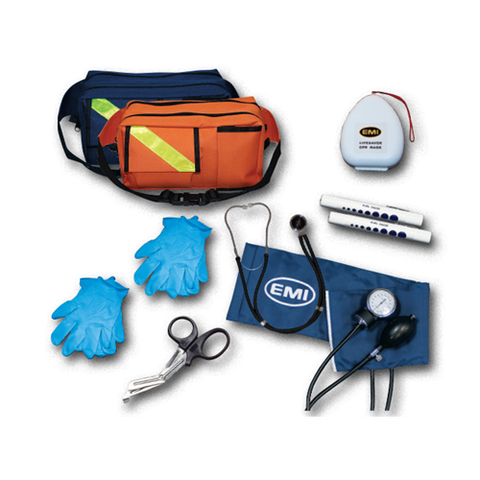 EMI - Emergency Medical EMS Student Response Kit
