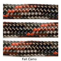 550 Paracord Type III - Fall Camo - Mad City Outdoor Gear