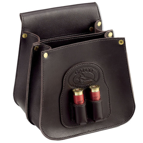 Galco Field Grade Shell Pouch 50 Ct Leather