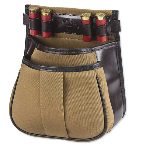Galco Canvas & Leather Sporting Clays Pouch