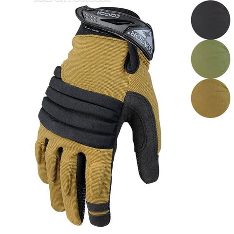 Condor Stryker Padded Knuckle Glove