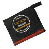 Snugpak Travel Towels: Hands & Face - Mad City Outdoor Gear