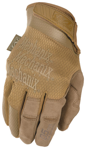 Mechanix Specialty 0.5mm Coyote Gloves