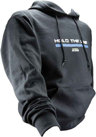 Original SWAT Hold the Line Hooded Sweatshirt - Mad City Outdoor Gear