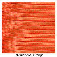550 Paracord Type III - International Orange - Mad City Outdoor Gear