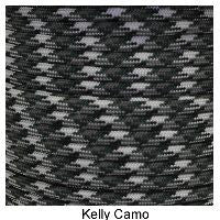 550 Paracord Type III - Kelly Camo - Mad City Outdoor Gear